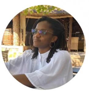 Estelle Fomeju, former School Launcher at Enko Education